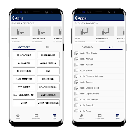 LabFind—a mobile app that guides students to campus
